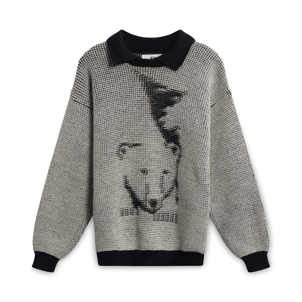 Longhouse Wool Bear Sweater