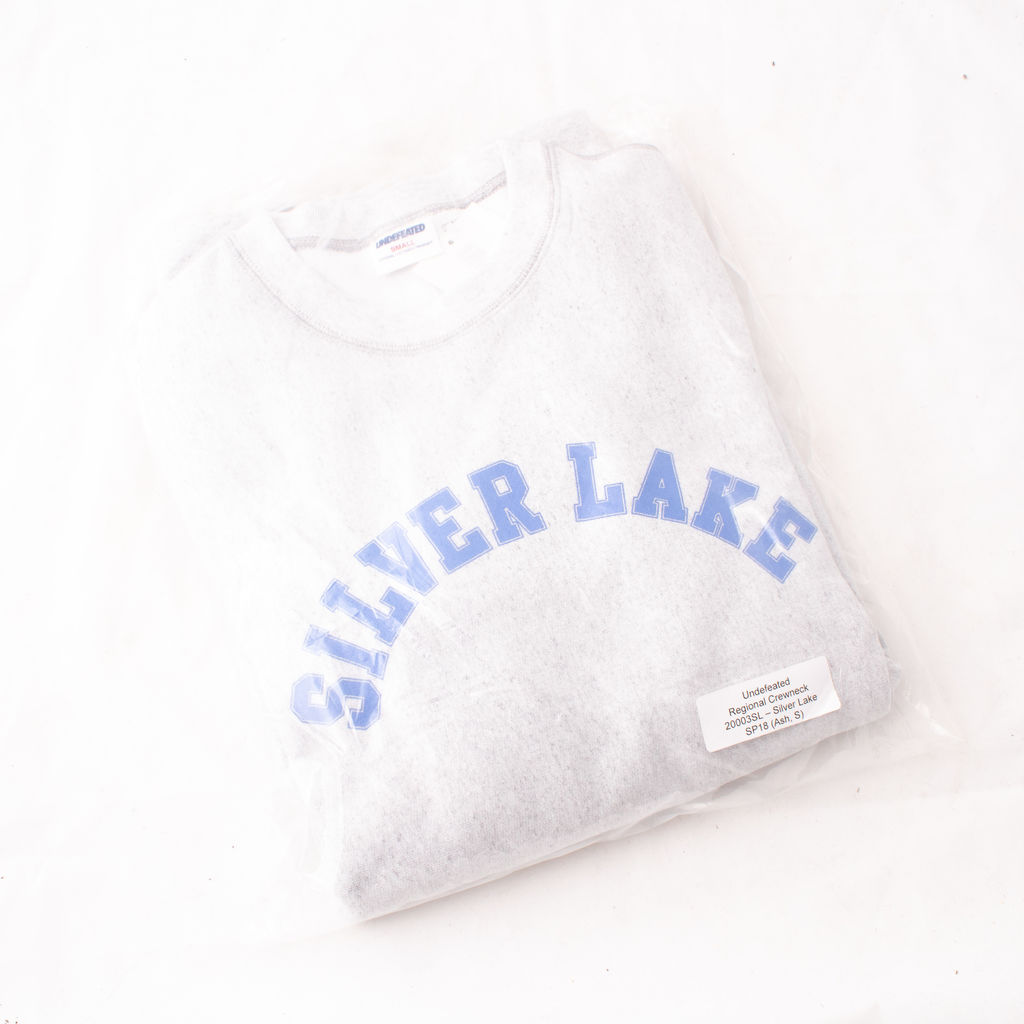 Undefeated Silver Lake Crewneck