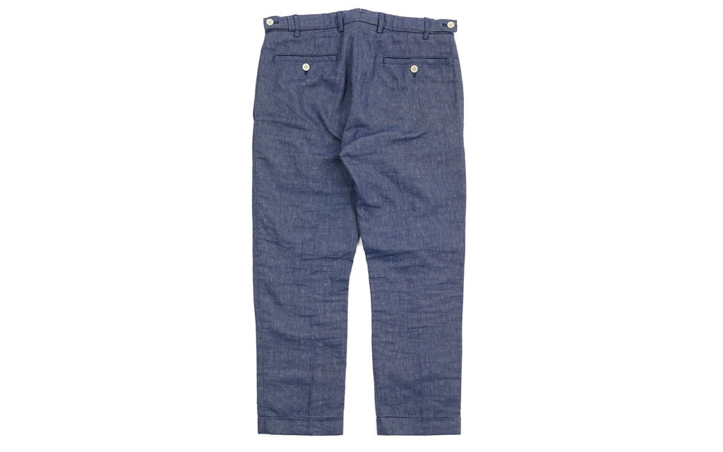 Visvim Chambray Pants