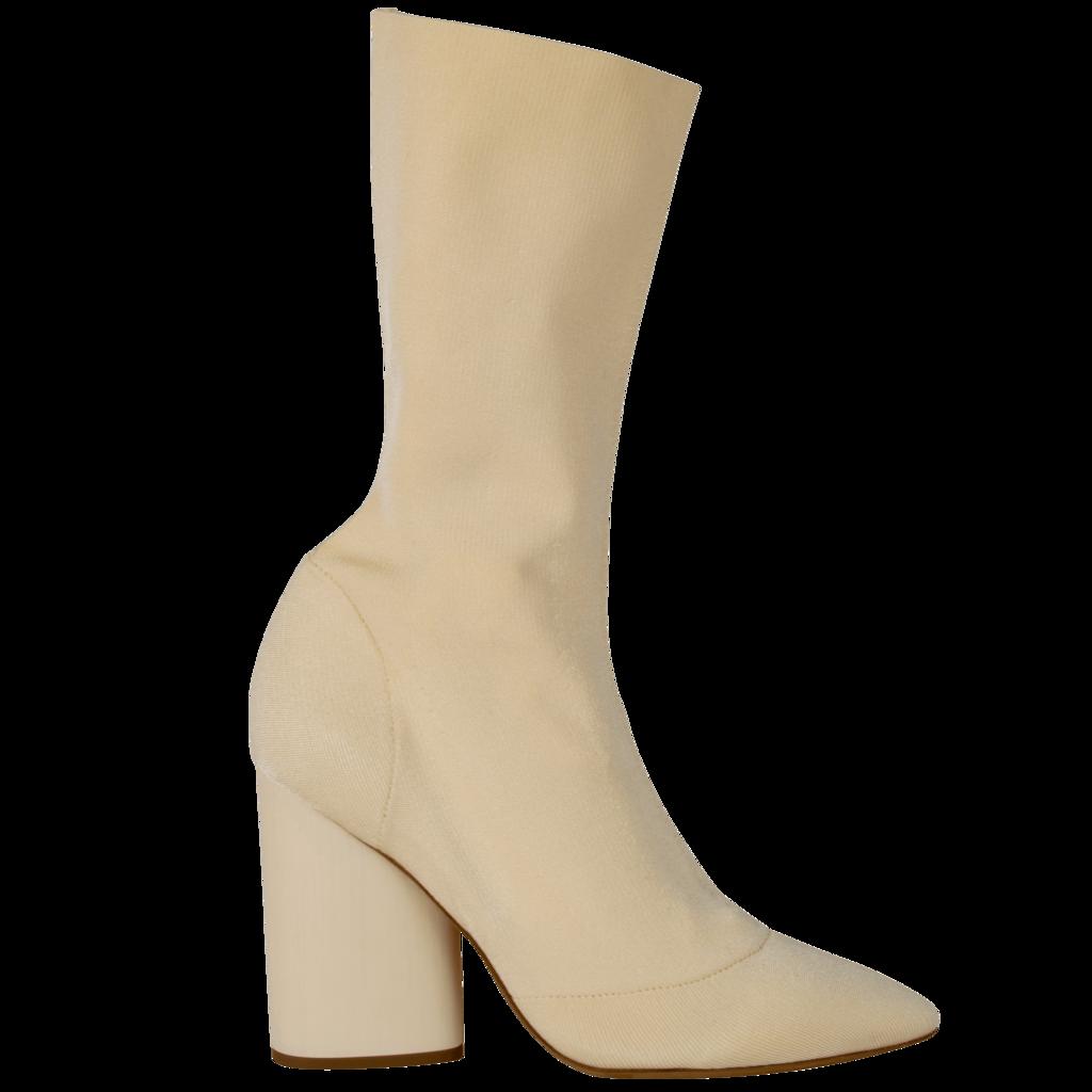 Yeezy Season 4 High Heel Sock Boots