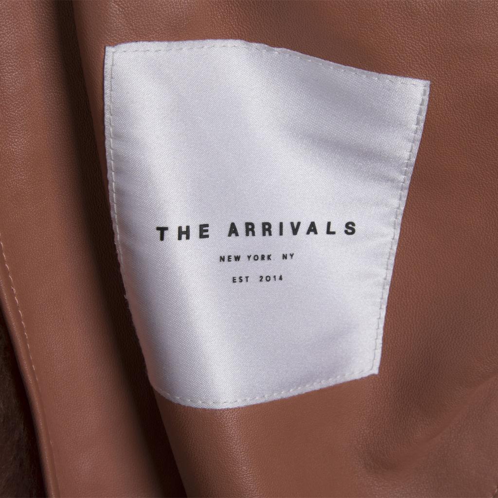 The Arrivals Moya III Lmtd Oversize Sherling Jacket