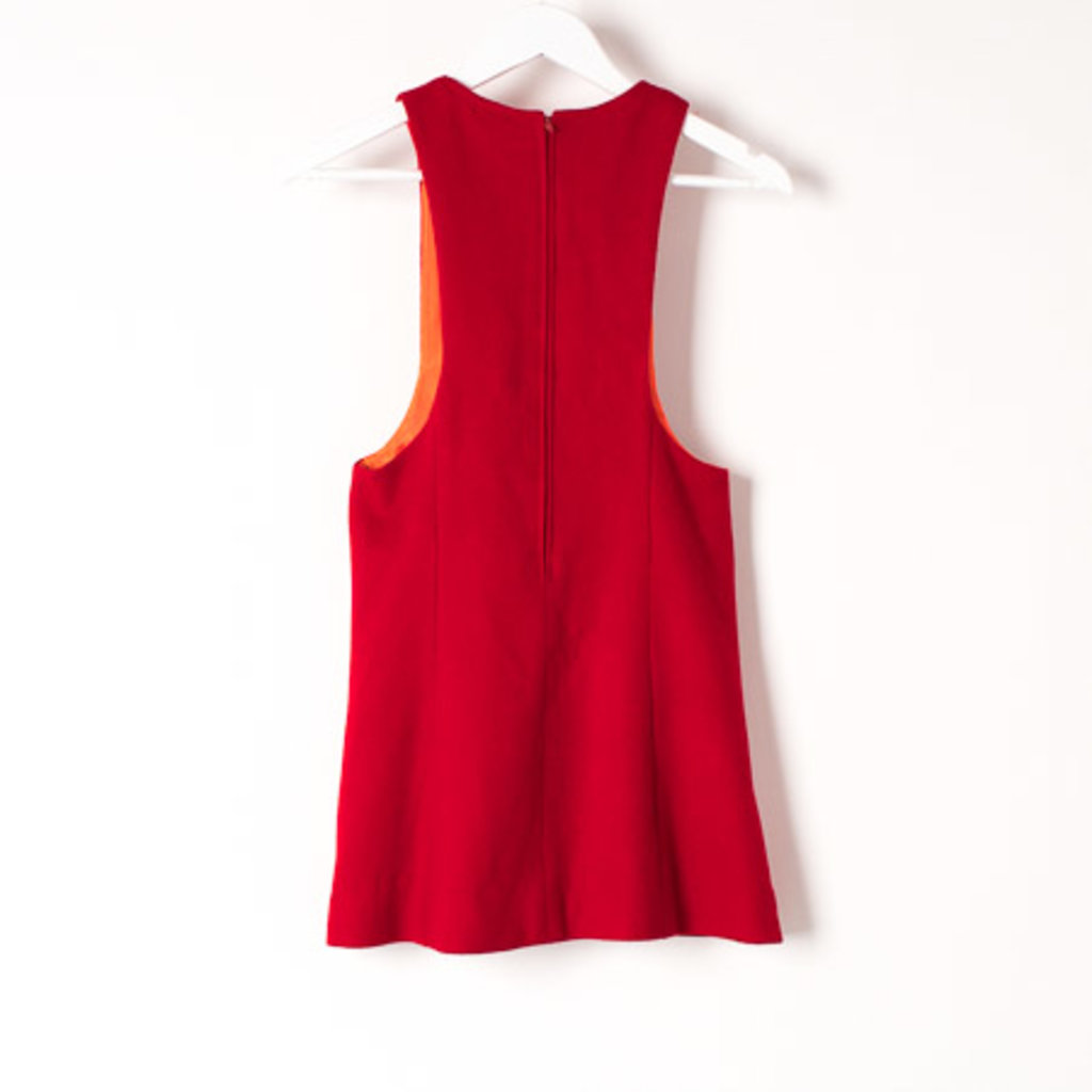 Vintage Wool Mini Dress curated by Sophia Amoruso