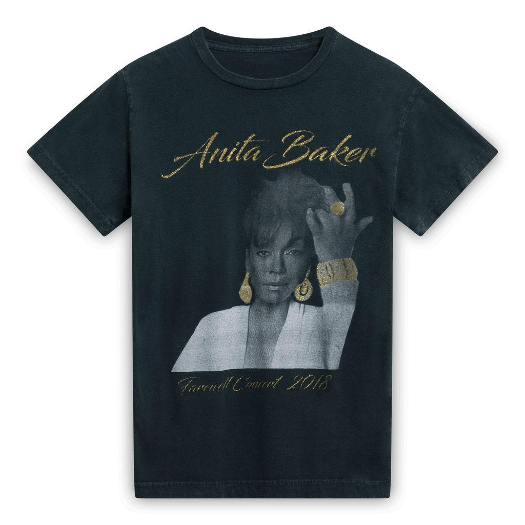 Anita Baker Farewell Concert Concert T-Shirt