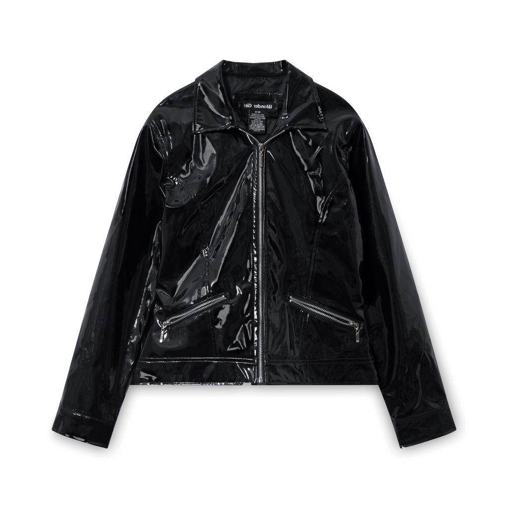 Wonder Girl Black Jacket