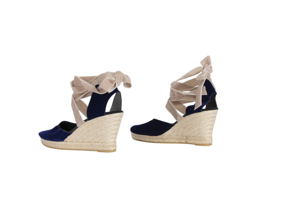 Gia Couture Coimbra Wedge Sandals