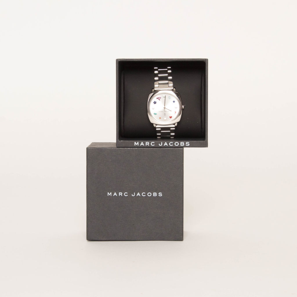 Marc Jacobs Mandy Stainless Steel Watch