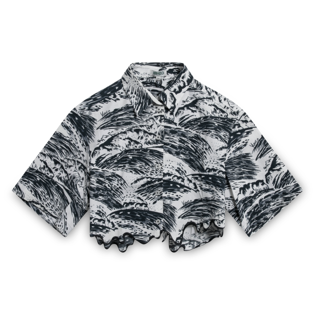 Kenzo Pacific Waves Shirt