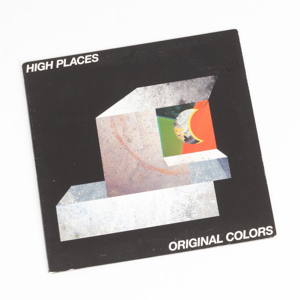 High Places - Original Colors Record
