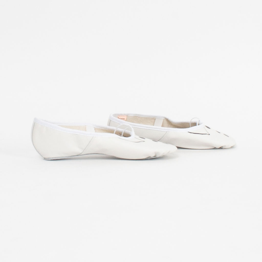 Sia x Repetto Tuxedo Ballet Shoes