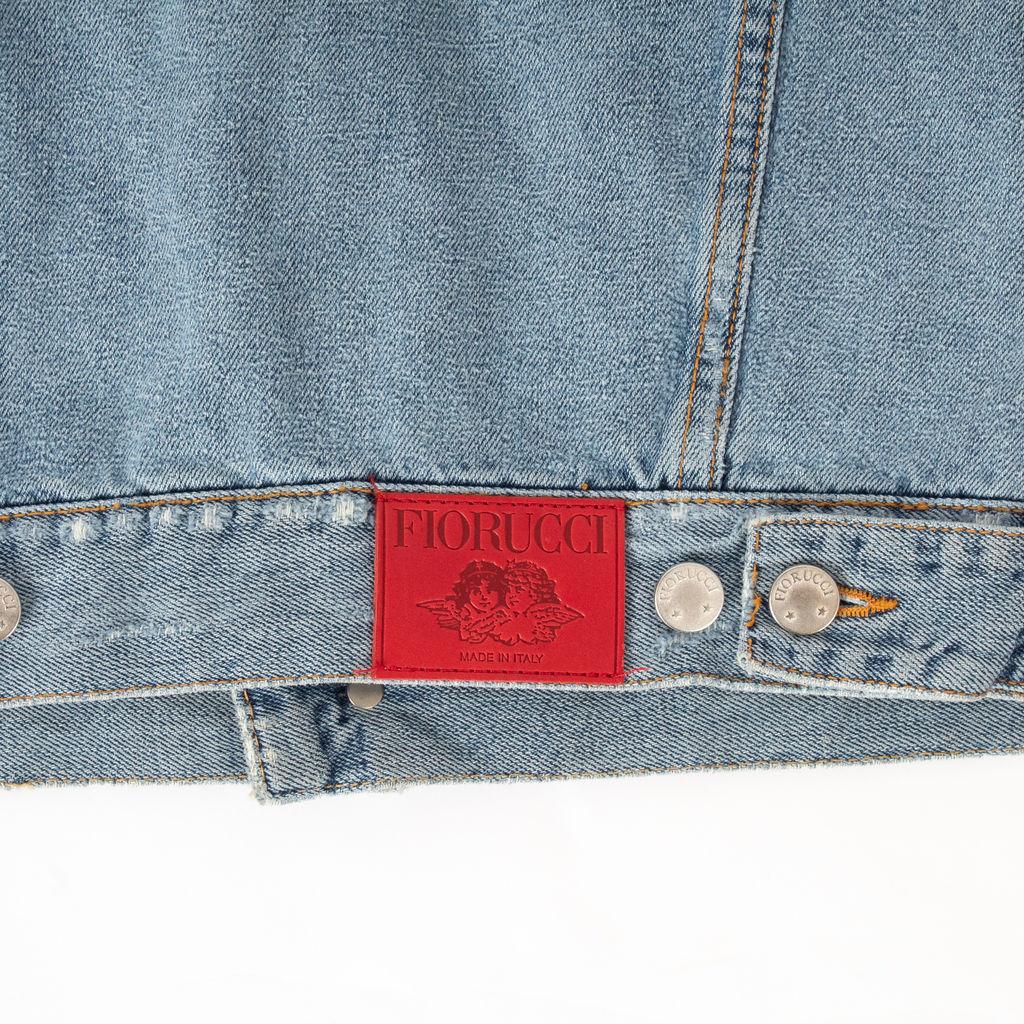 Fiorucci Nico Oversized Denim Jacket