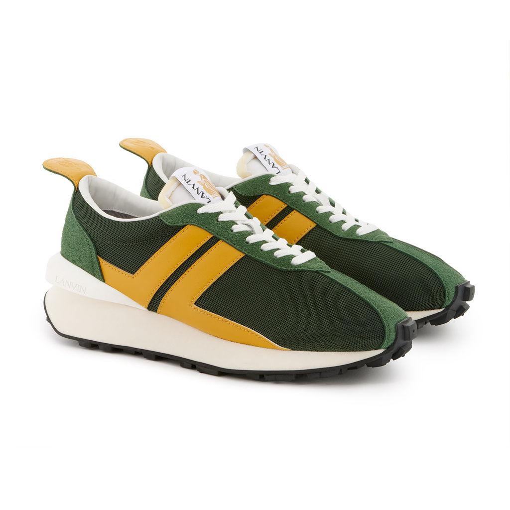 Mesh Bumpr Sneakers