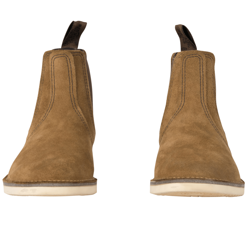 Red Wing Suede Chelsea Boots