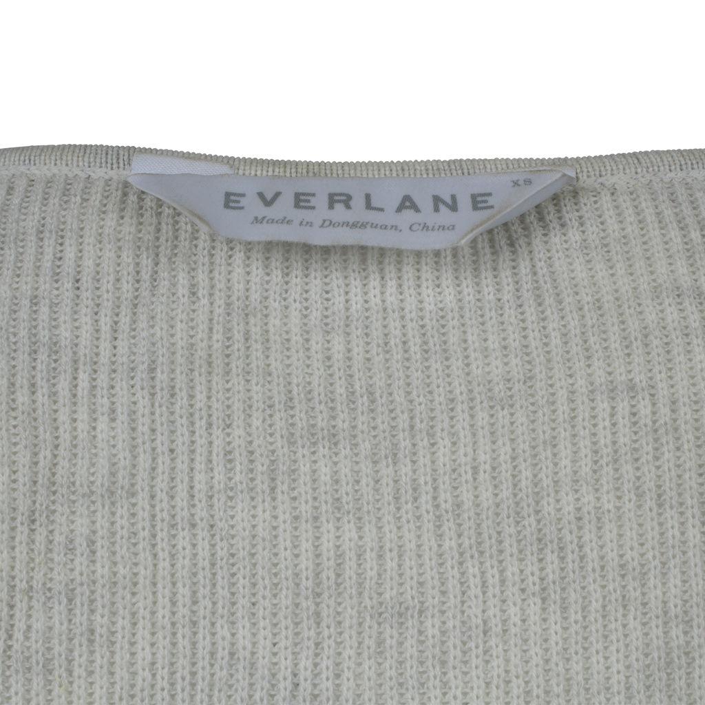 Everlane Oversized Knit Sweater