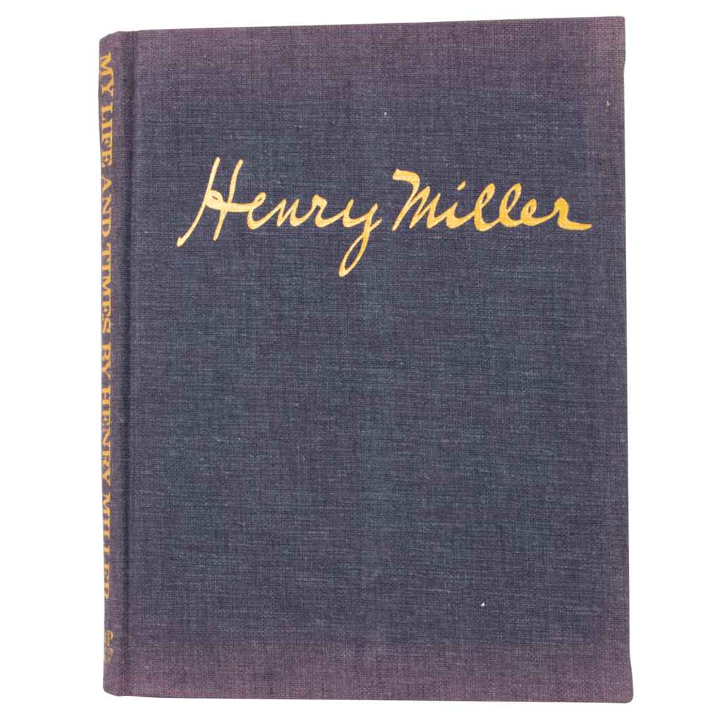 My Life and Times by Henry Miller