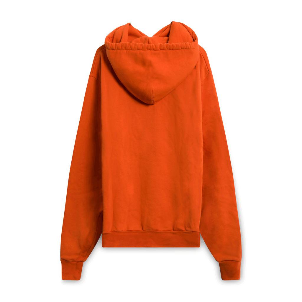 Sci-Fi Fantasy Hoodie - Orange