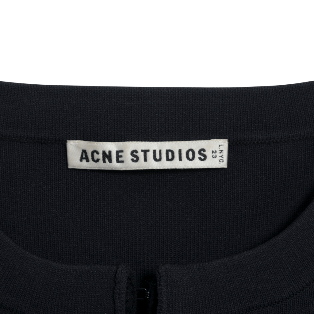 Acne Studios Knit Dickens Top
