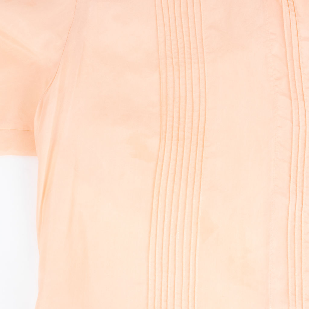 Vintage Betty Barclay Pintuck Detail Blouse