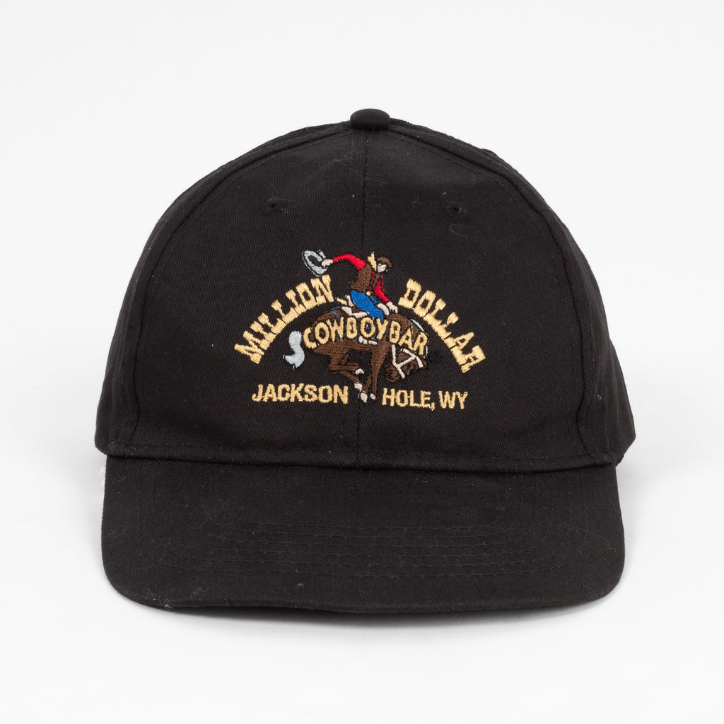 Million Dollar Cowboy Bar Cap
