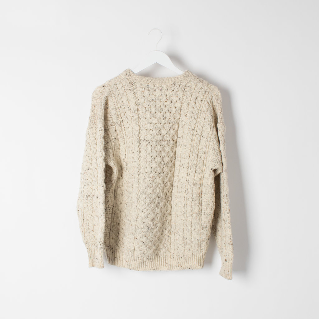 Vintage Orvis Fisherman Sweater curated by Sophia Amoruso