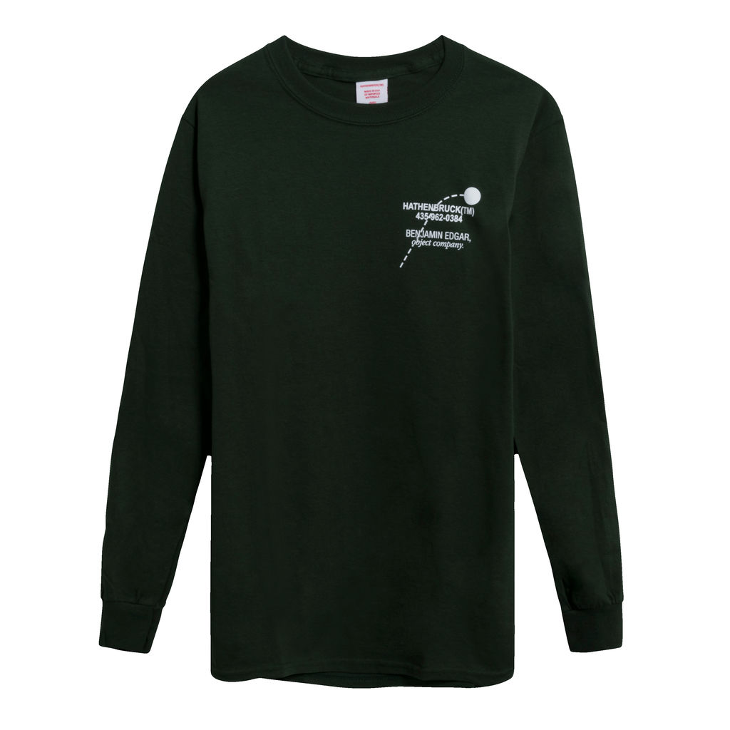 Hathenbruck(TM) x Benjamin Edgar Long Sleeve T-Shirt