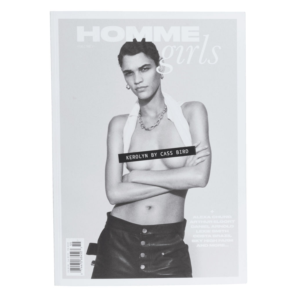HommeGirls Vol 3