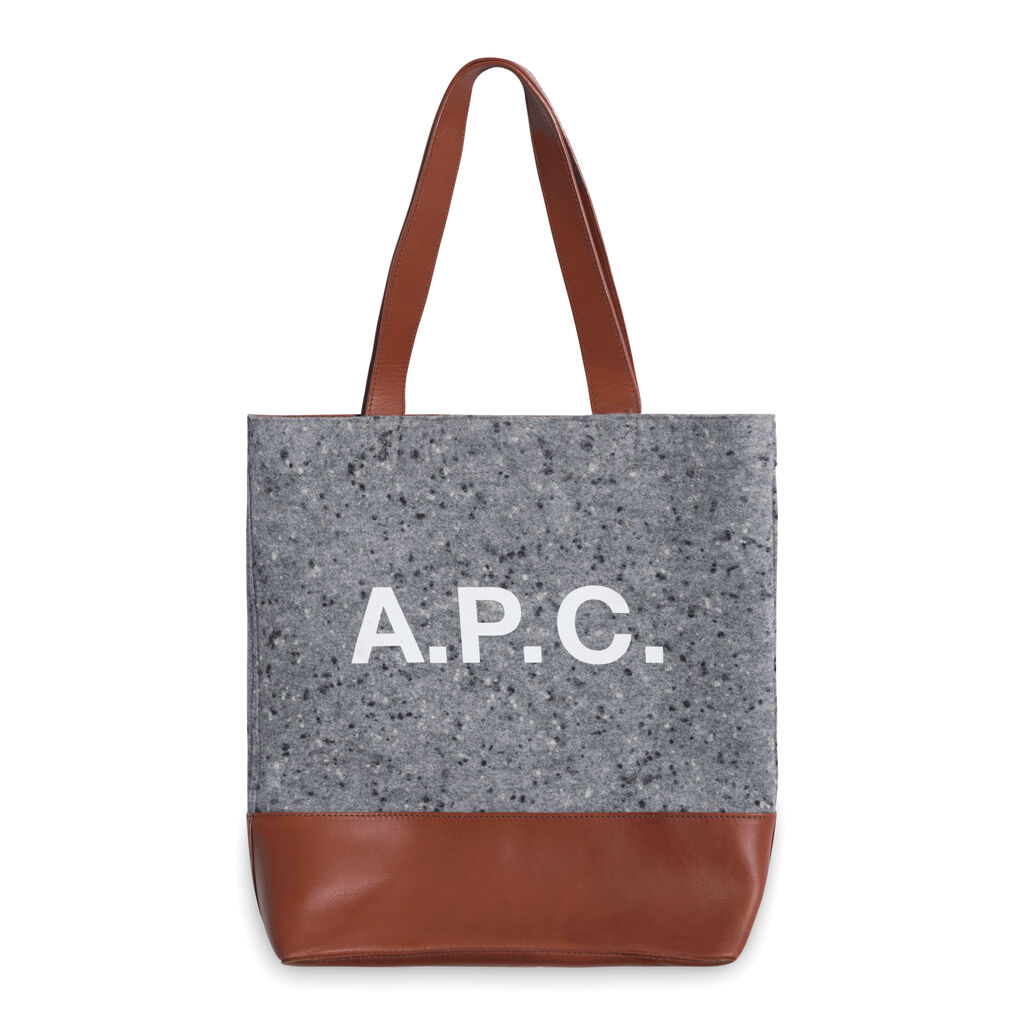 A.P.C Axelle Tote Bag