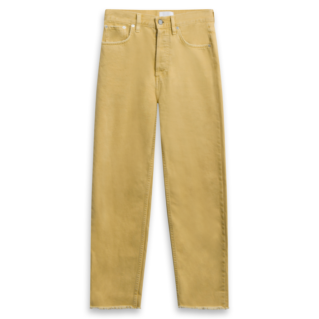Boyish Jeans Toby High-Waisted Jeans - Honey