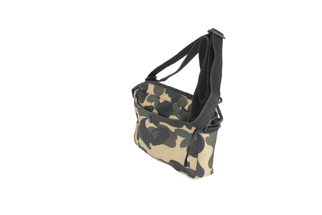 BAPE 1st Camo Cordura Mini Shoulder Bag