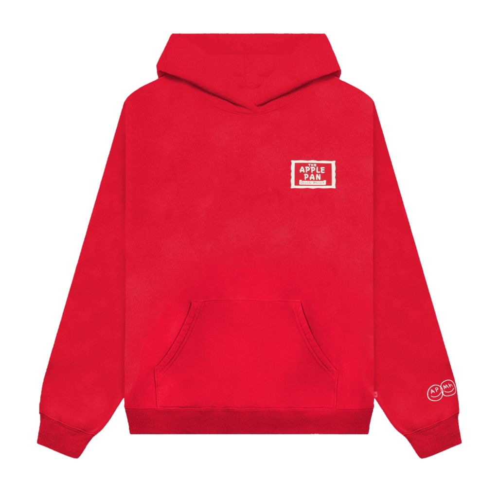 Madhappy x Apple Pan Heritage Hoodie-Hickory