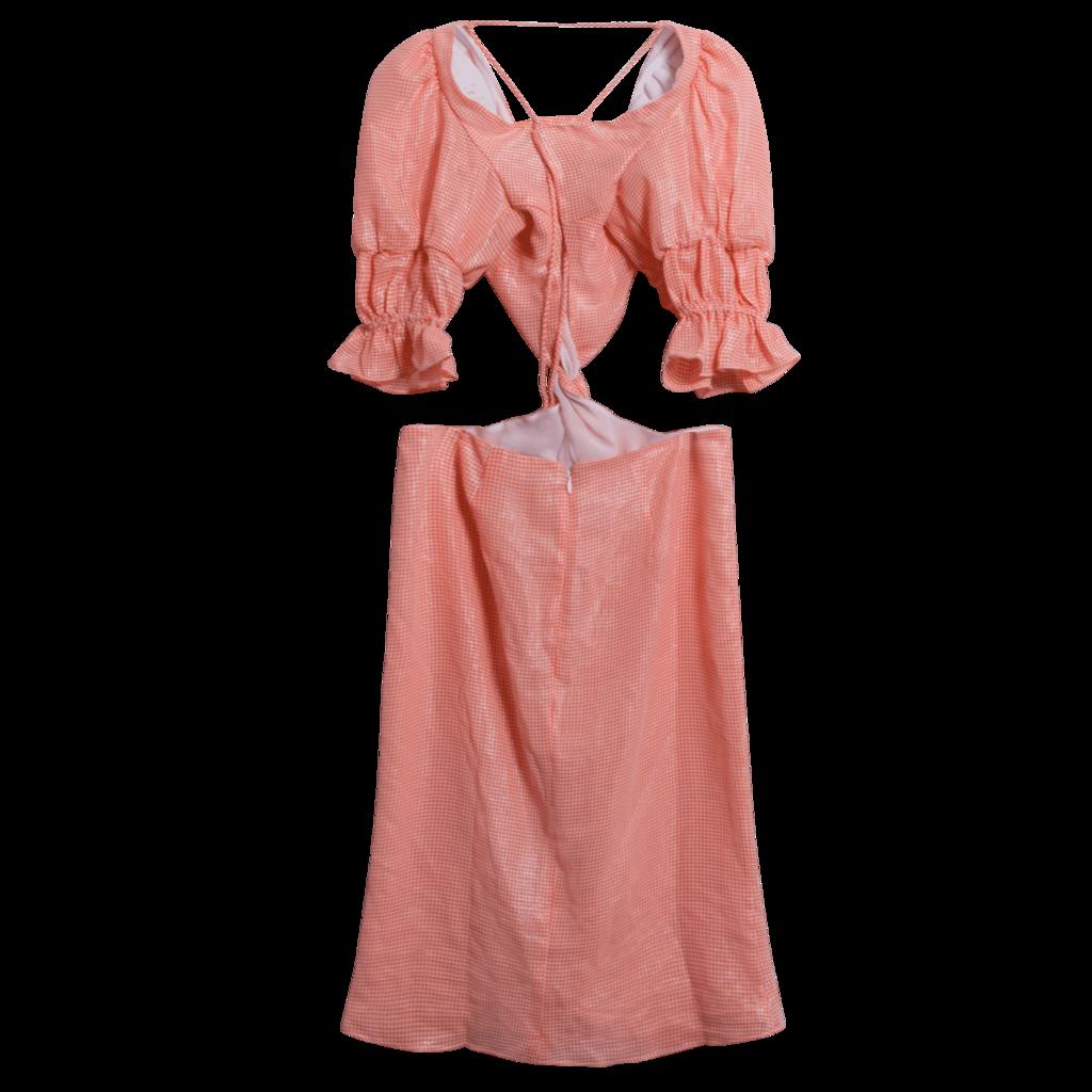 LPA Edith Cut-Out Dress