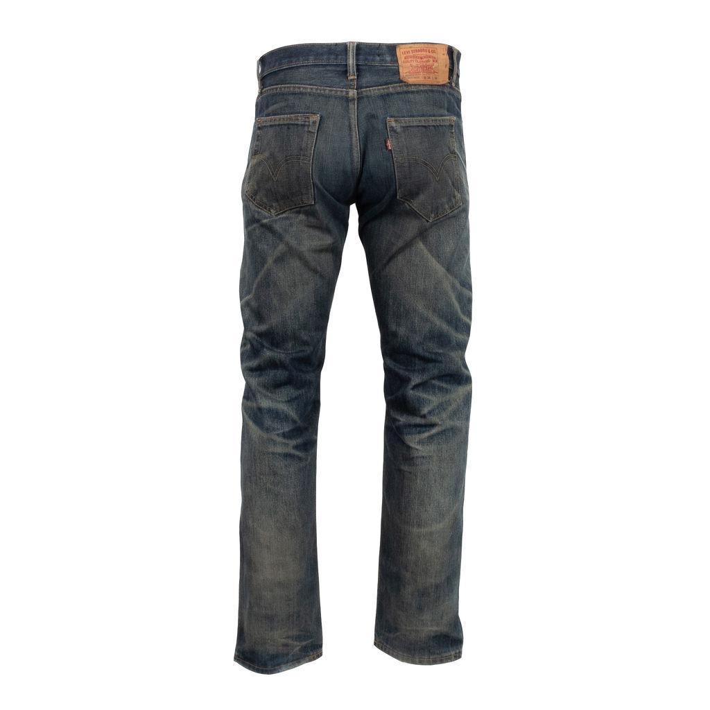 Vintage Levis's Sandblasted Selvedge Jeans