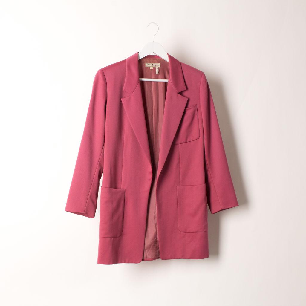 Salvatore Ferragamo Vintage Jacket