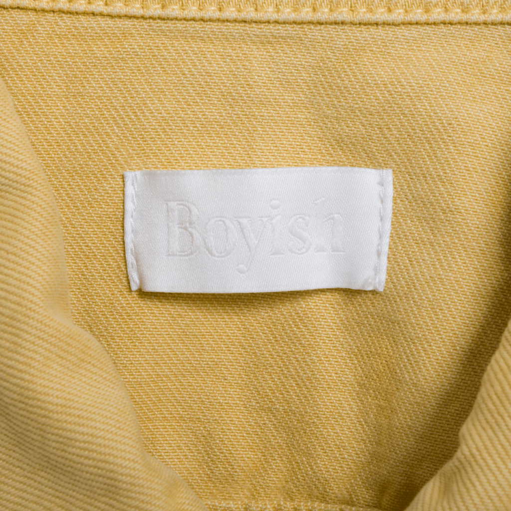 Boyish Jeans Harvey Denim Jacket - Honey