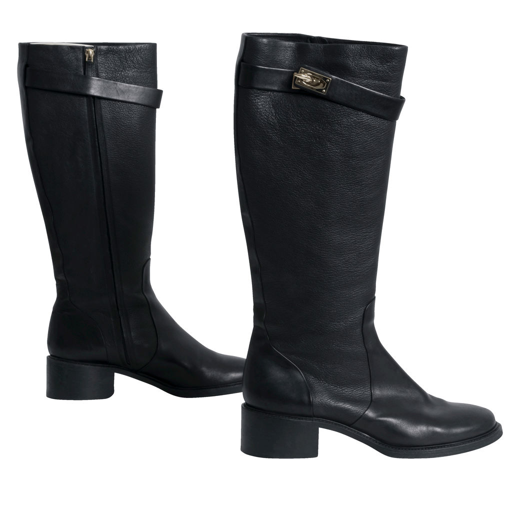 Givenchy Flat Riding Boots