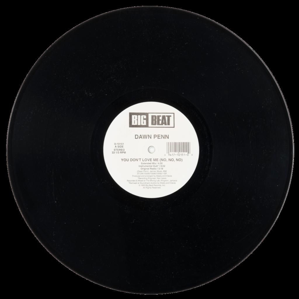 Big Beat Dawn Penn Record