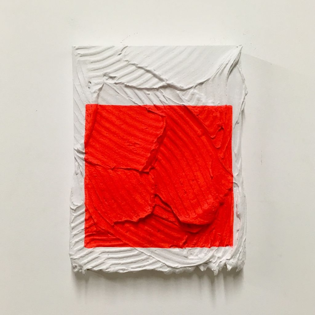 Thinking About You (Red) curated by Michelle Jane Lee