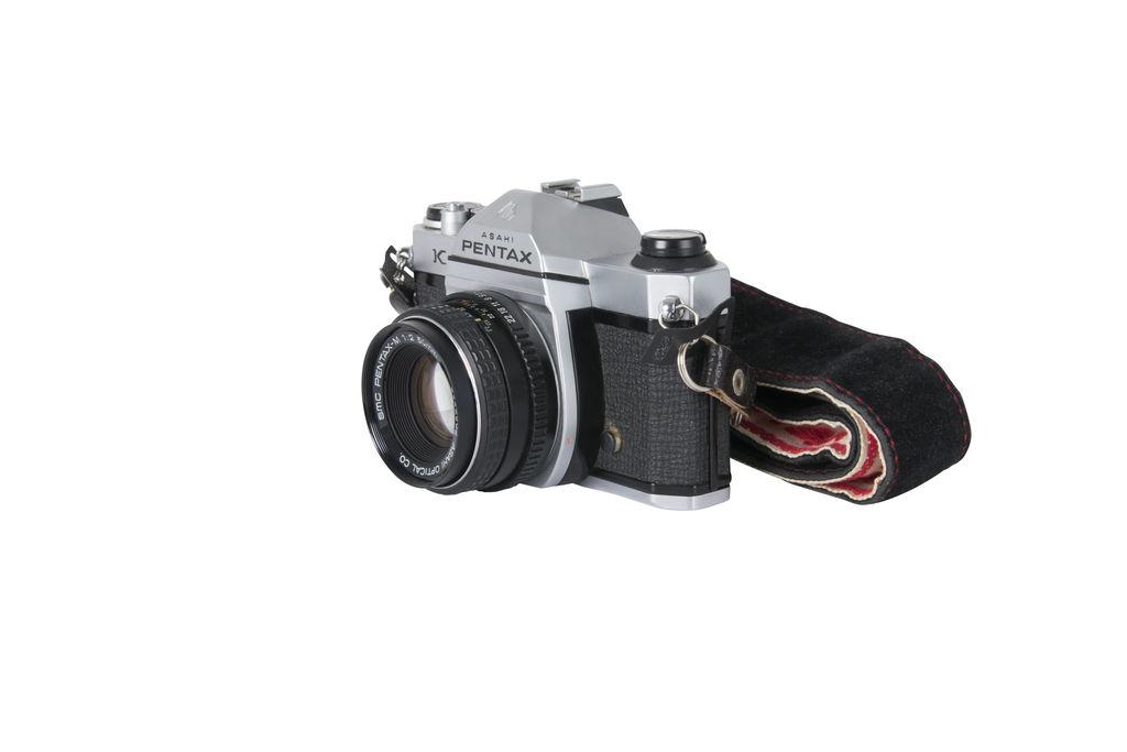 Pentax Asahi K1000 Film Camera