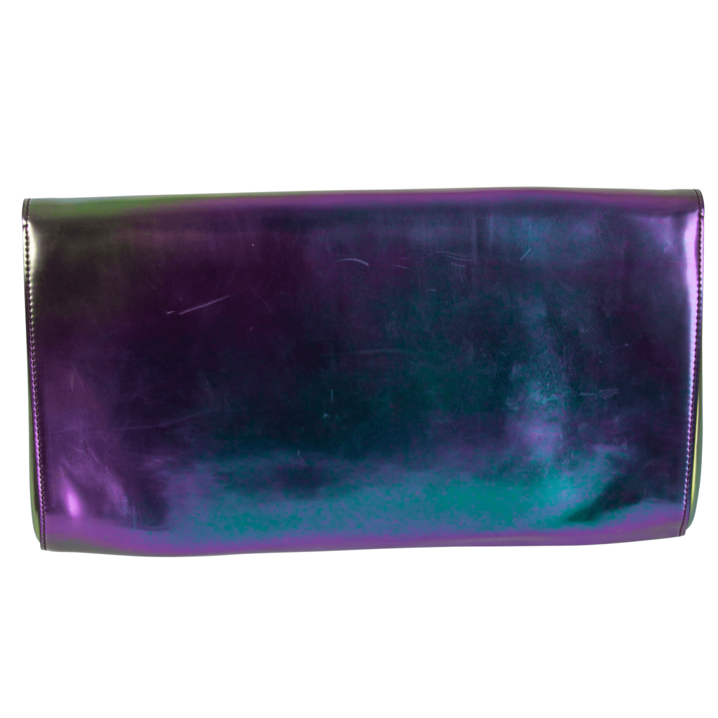 Iridescent Stella McCartney Clutch