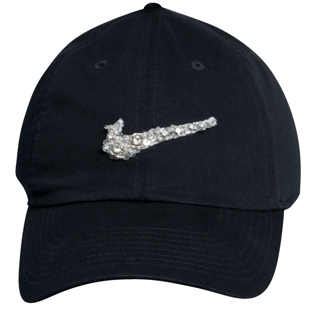 Azeeza x Nike Hat With Embellished Logo