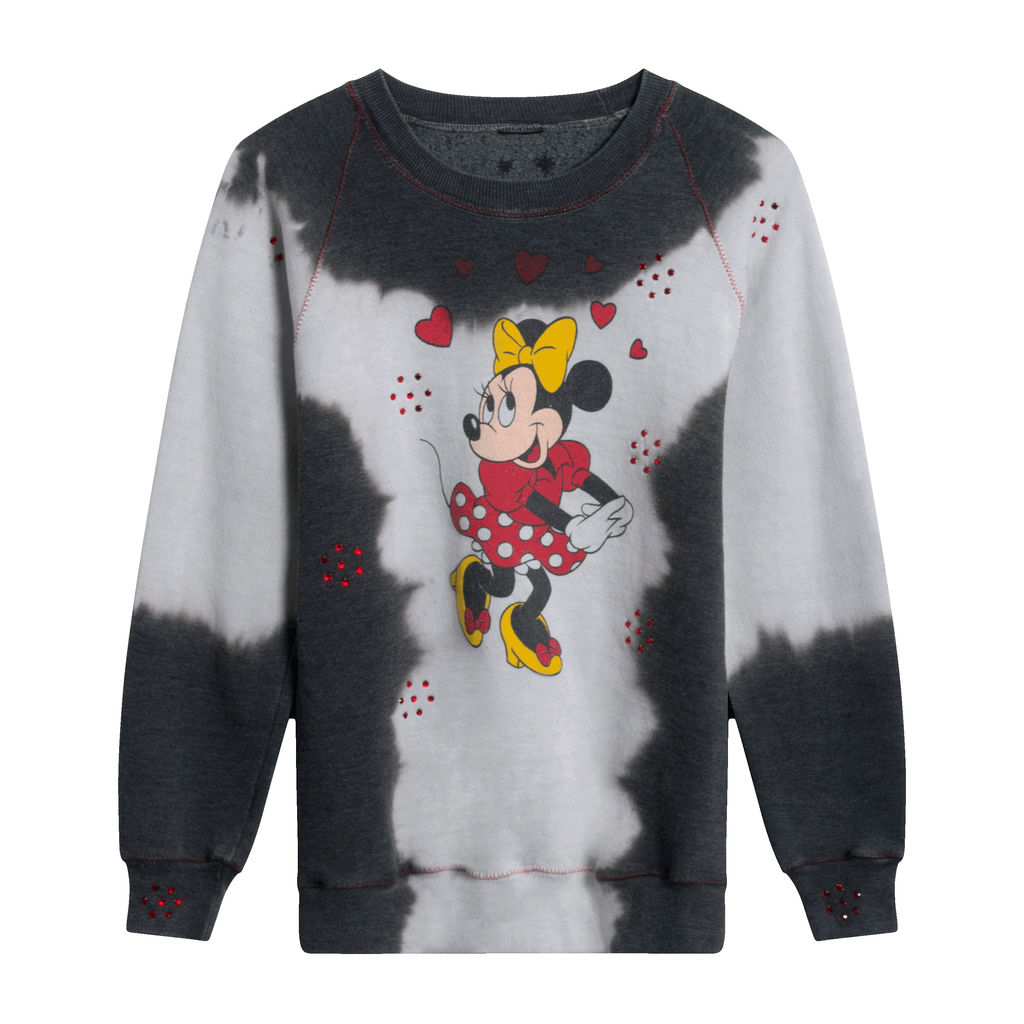 Yves Minnie Mouse Sweatshirt