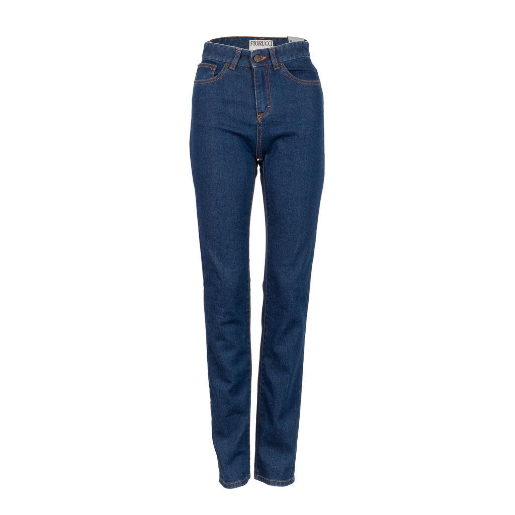 Fiorucci Yves Cigarette Fit Jeans