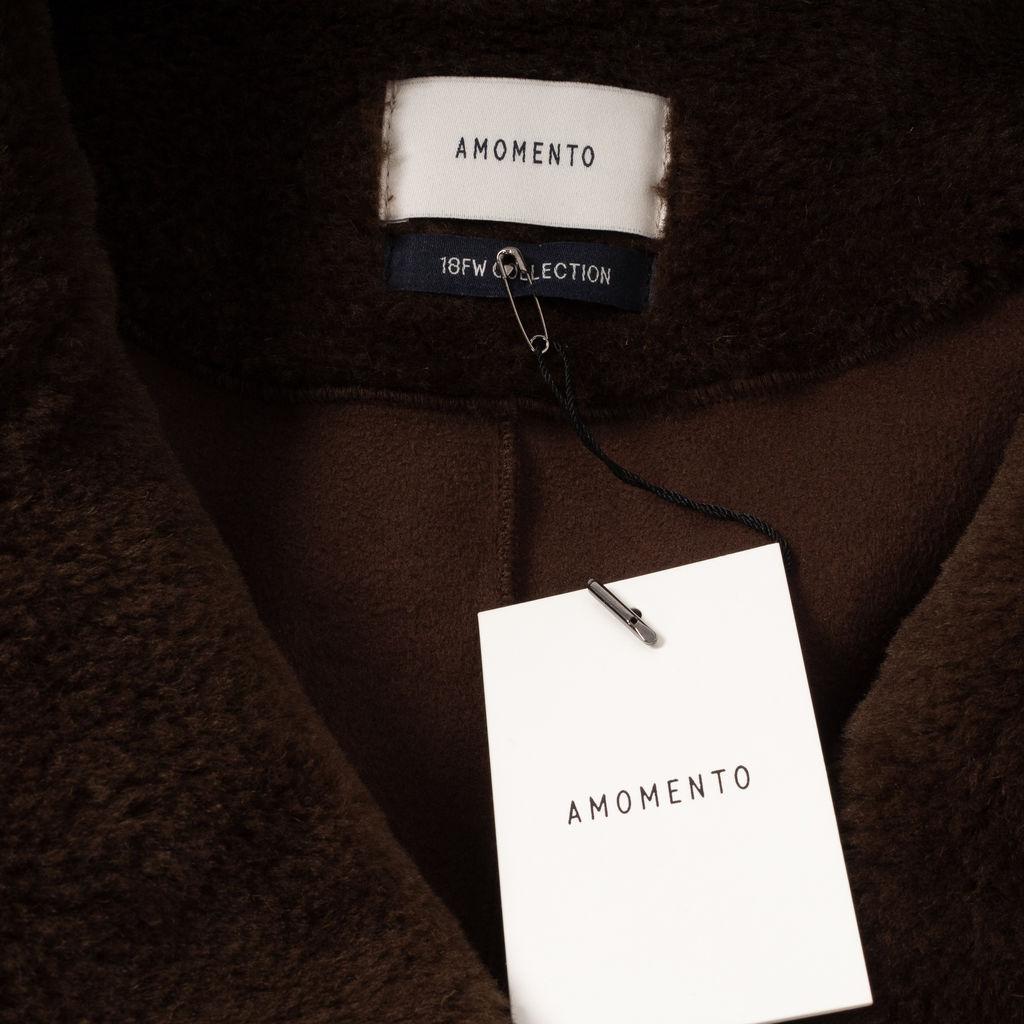 Amomento Long Shearing Coat