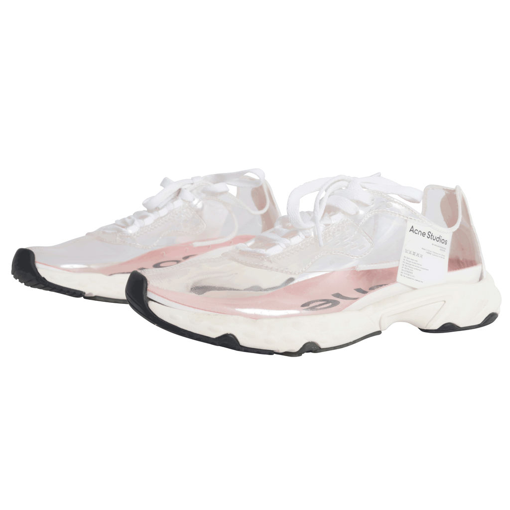 The Acne Studios N3W Transparent Edition