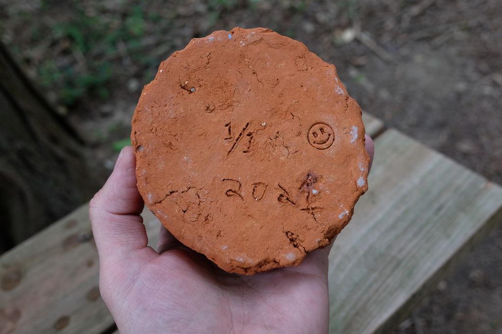 Clay Bowl 1