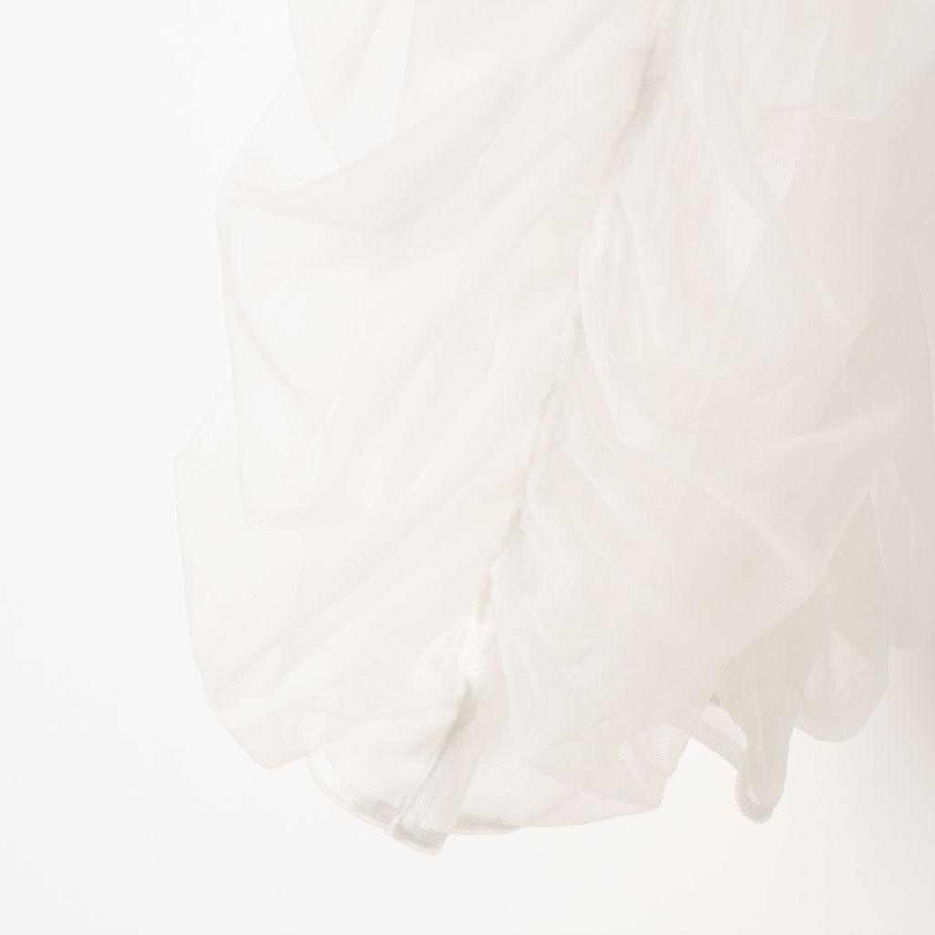 Daisy Unveiled Slip Ivory