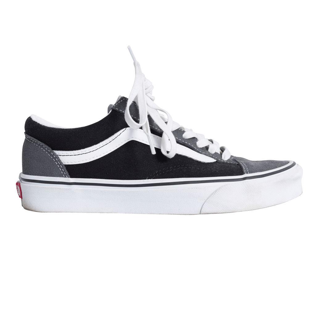 Vans Seldan Skate Shoes - Grey