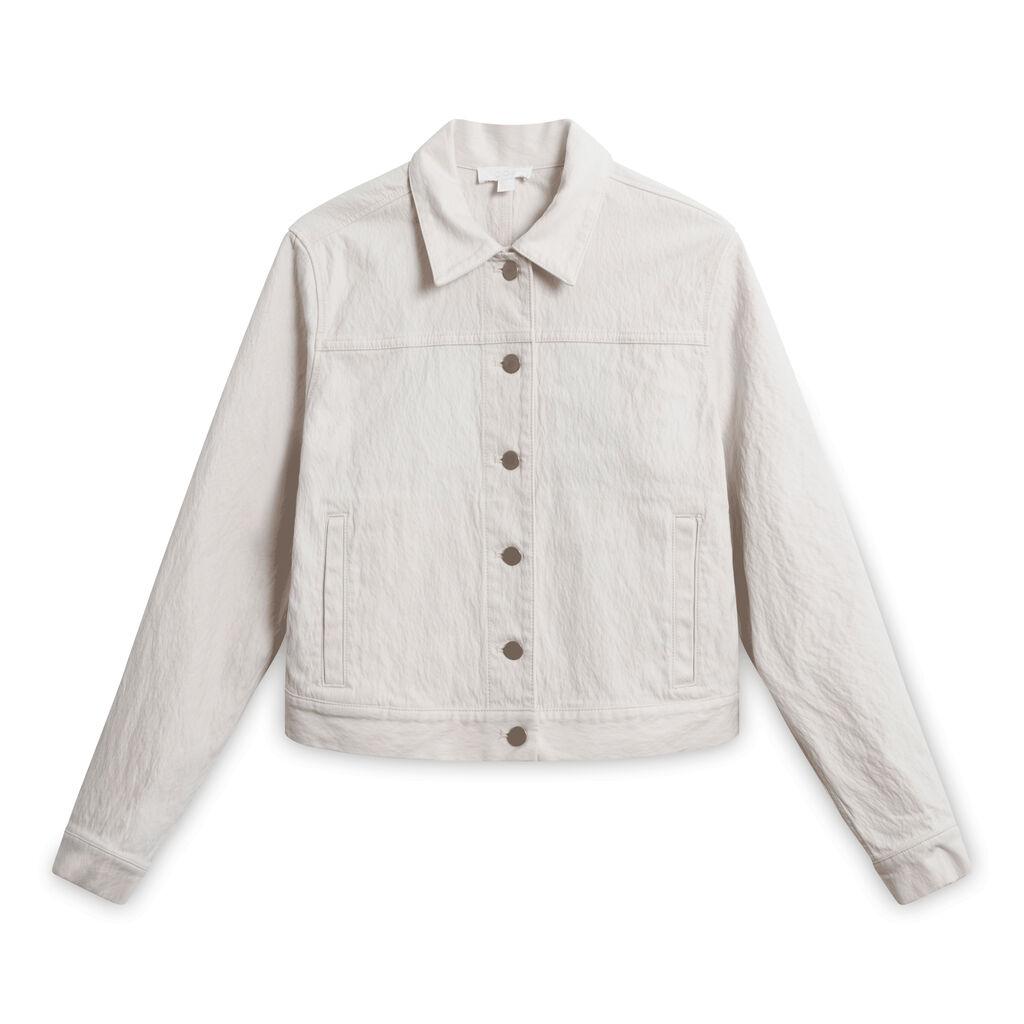 COS Denim Jacket - Off-White
