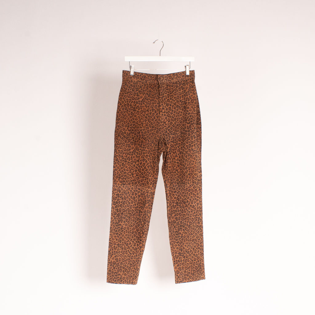 LPA Leopard Printed Pants