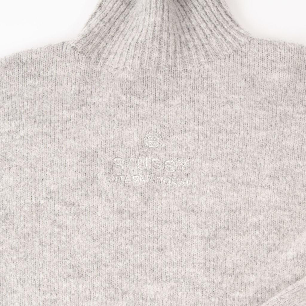 Stussy Knit Turtleneck Sweater