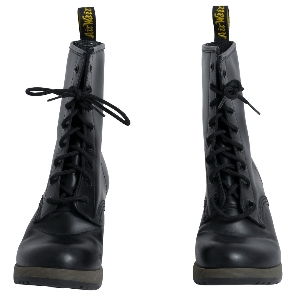 Dr Martens Darcie Heeled Boots